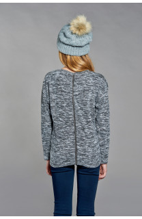 Pull CHARLY Fille W18315G (39370) - DEELUXE