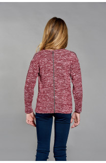 Pull CHARLY Fille W18315G (39372) - DEELUXE