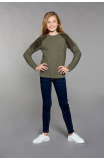 Sweater Sweater NOAM Girl W18320G (39374) - DEELUXE-SHOP