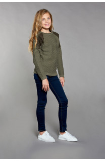 Sweater Sweater NOAM Girl W18320G (39375) - DEELUXE-SHOP