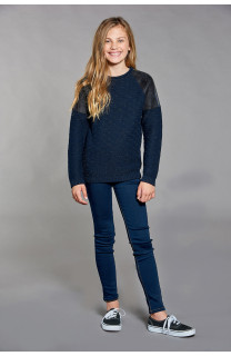 Sweater Sweater NOAM Girl W18320G (39378) - DEELUXE-SHOP