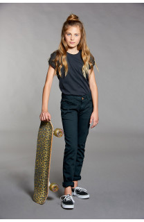 Jean TROUSERS PIME Girl W18721G (39408) - DEELUXE-SHOP