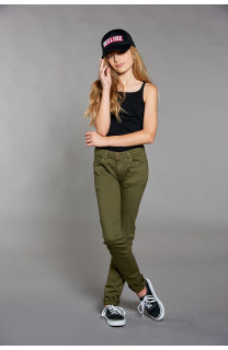 Jean TROUSERS PIME Girl W18721G (39415) - DEELUXE-SHOP