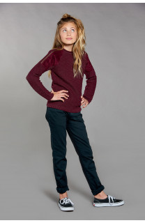 Sweater Sweater NOAM Girl W18320G (39420) - DEELUXE-SHOP