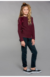 Sweater Sweater NOAM Girl W18320G (39421) - DEELUXE-SHOP