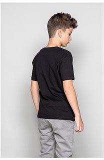 T-shirt T-shirt TELLIER Boy W18116B (39453) - DEELUXE-SHOP