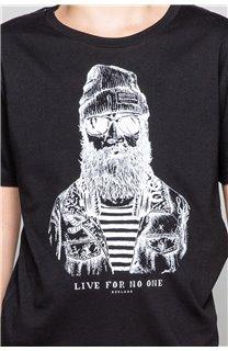 T-shirt T-shirt TELLIER Boy W18116B (39454) - DEELUXE-SHOP