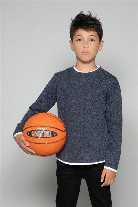 T-shirt MOHANSON Boy W18119B (39468) - DEELUXE-SHOP