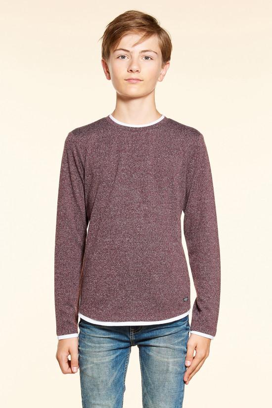 T-Shirt MOHANSON Garçon W18119B (39468) - DEELUXE