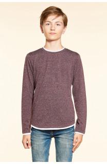 T-Shirt MOHANSON Garçon W18119B (39474) - DEELUXE