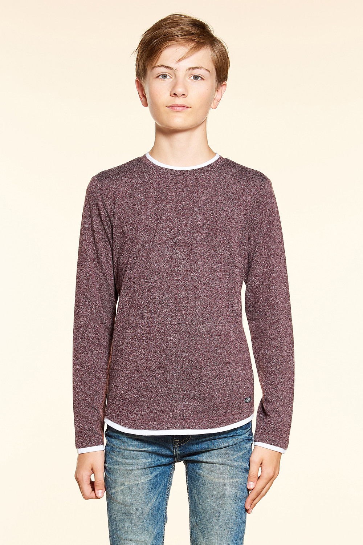 T-shirt T-SHIRT MOHANSON Boy W18119B (39474) - DEELUXE-SHOP