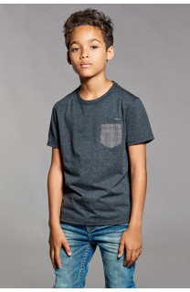 T-shirt T-shirt ANSWER Boy W18123B (39477) - DEELUXE-SHOP