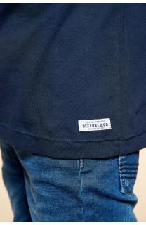 T-Shirt EAGLE Garçon W18140B (39508) - DEELUXE