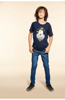 T-shirt EAGLE Boy W18140B (39509) - DEELUXE-SHOP