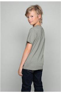 T-shirt T-shirt JUST Boy W18143B (39519) - DEELUXE-SHOP