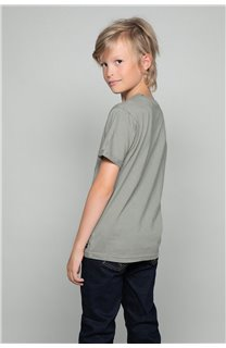 T-Shirt JUST Garçon W18143B (39519) - DEELUXE