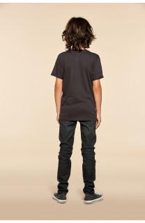 T-Shirt JUST Garçon W18143B (39521) - DEELUXE