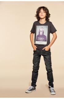 T-Shirt JUST Garçon W18143B (39524) - DEELUXE