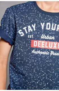 T-Shirt POLLOCK Garçon W18167B (39552) - DEELUXE