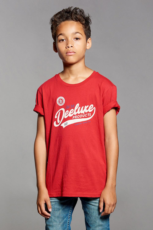 T-Shirt UNION Garçon W18176B (39585) - DEELUXE