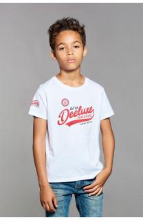 T-Shirt UNION Garçon W18176B (39586) - DEELUXE