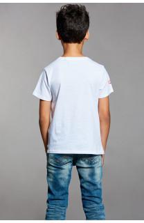 T-shirt T-shirt UNION Boy W18176B (39590) - DEELUXE-SHOP