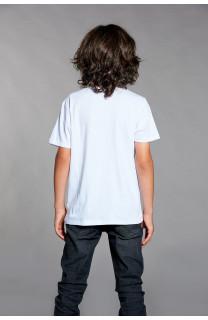 T-shirt T-shirt ENFIELD Boy W18188B (39627) - DEELUXE-SHOP