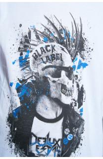 T-shirt T-shirt ENFIELD Boy W18188B (39628) - DEELUXE-SHOP