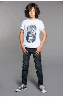 T-Shirt ENFIELD Garçon W18188B (39630) - DEELUXE