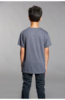 T-shirt T-shirt ENFIELD Boy W18188B (39631) - DEELUXE-SHOP