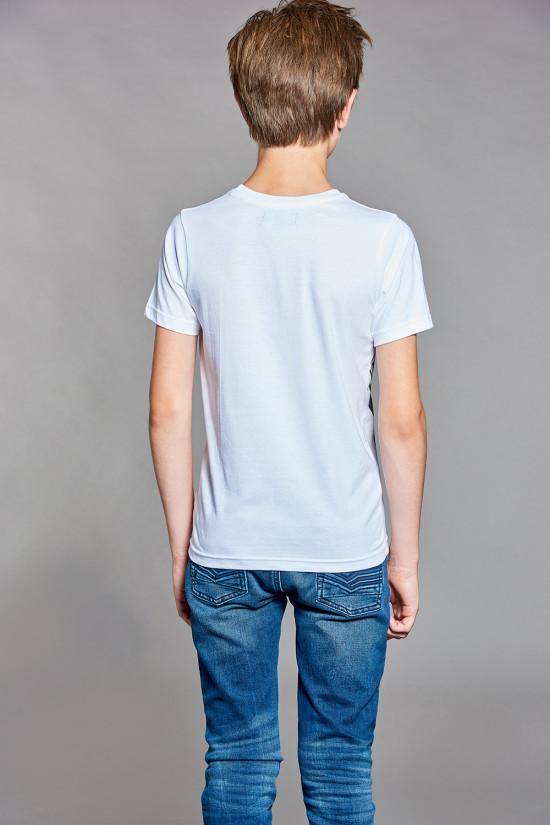 T-Shirt DISCOVERY Garçon W18192B (39640) - DEELUXE
