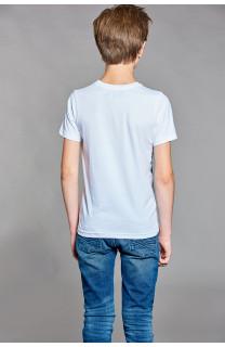 T-Shirt DISCOVERY Garçon W18192B (39641) - DEELUXE