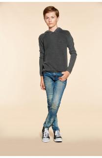 Sweater GUNS Boy W18303B (39668) - DEELUXE-SHOP
