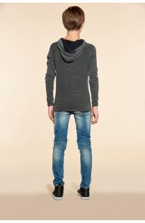 Sweater GUNS Boy W18303B (39670) - DEELUXE-SHOP