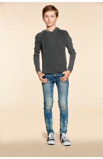 Sweater GUNS Boy W18303B (39671) - DEELUXE-SHOP