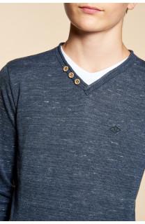 Sweater SWEATER SINGLE Boy W18316B (39672) - DEELUXE-SHOP
