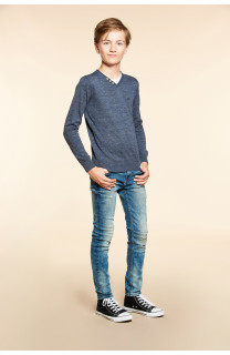 Sweater SWEATER SINGLE Boy W18316B (39673) - DEELUXE-SHOP