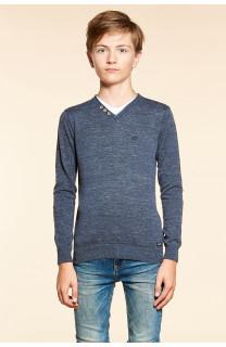 Sweater SWEATER SINGLE Boy W18316B (39674) - DEELUXE-SHOP