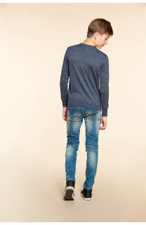 Sweater SWEATER SINGLE Boy W18316B (39675) - DEELUXE-SHOP