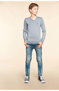 Sweater SWEATER SINGLE Boy W18316B (39678) - DEELUXE-SHOP