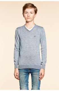 Sweater SWEATER SINGLE Boy W18316B (39679) - DEELUXE-SHOP