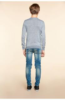 Sweater SWEATER SINGLE Boy W18316B (39680) - DEELUXE-SHOP