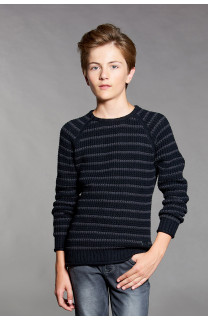 Sweater Sweater LEOTIE Boy W18326B (39687) - DEELUXE-SHOP