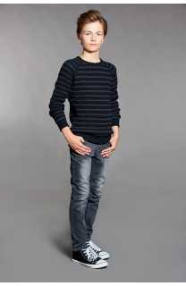 Sweater Sweater LEOTIE Boy W18326B (39693) - DEELUXE-SHOP