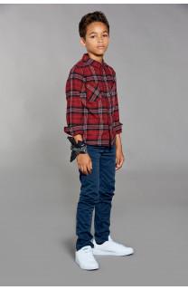 Shirt Shirt JAGGER Boy W18421B (39741) - DEELUXE-SHOP