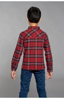 Shirt Shirt JAGGER Boy W18421B (39742) - DEELUXE-SHOP