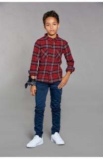 Shirt Shirt JAGGER Boy W18421B (39743) - DEELUXE-SHOP