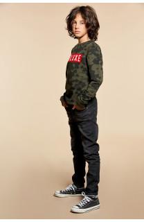Sweatshirt Sweatshirt HEATHENS Boy W18536B (39780) - DEELUXE-SHOP