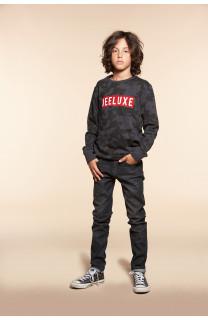 Sweatshirt Sweatshirt HEATHENS Boy W18536B (39784) - DEELUXE-SHOP