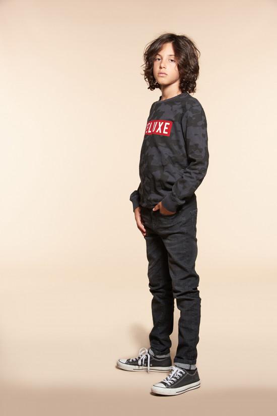 Sweatshirt Sweatshirt HEATHENS Boy W18536B (39781) - DEELUXE-SHOP